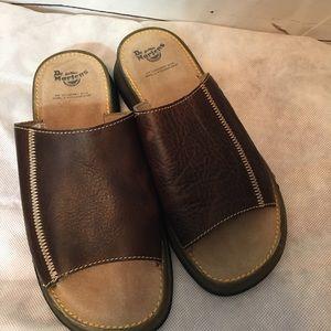 Dr. Martens sandals Sz 7 Men/9 Women's